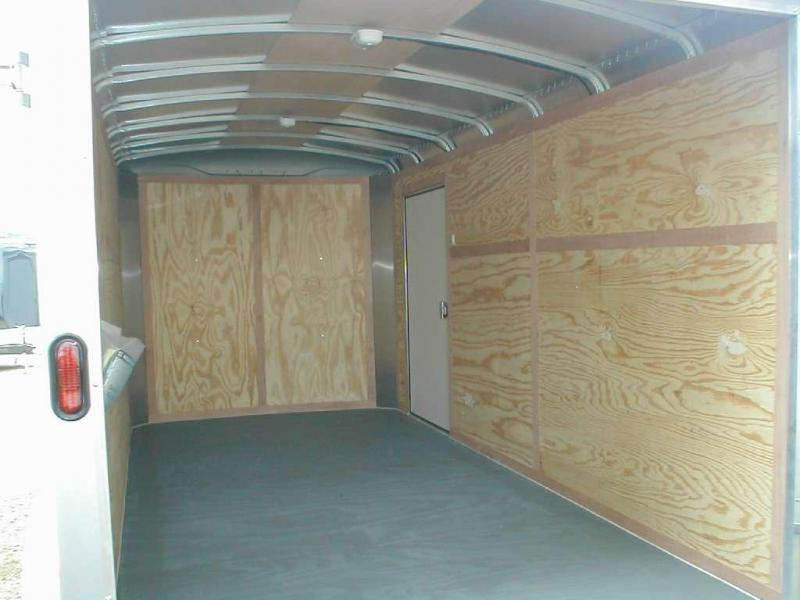 Wells Cargo RF7X142-R Cargo / Enclosed Trailer