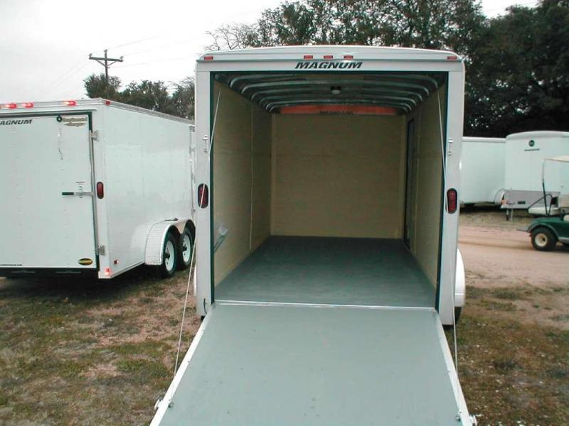 Wells Cargo RF7X142-R Enclosed Trailer