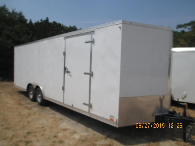 2017 Continental Trailers VHW8524TA3-R Car / Racing Trailer