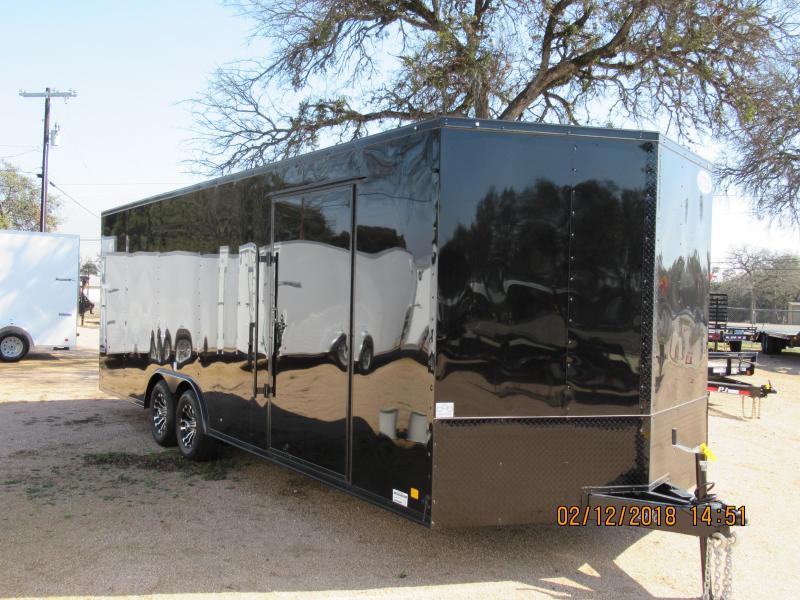 Continental Trailers VHW8524TA3-R Car / Racing Trailer