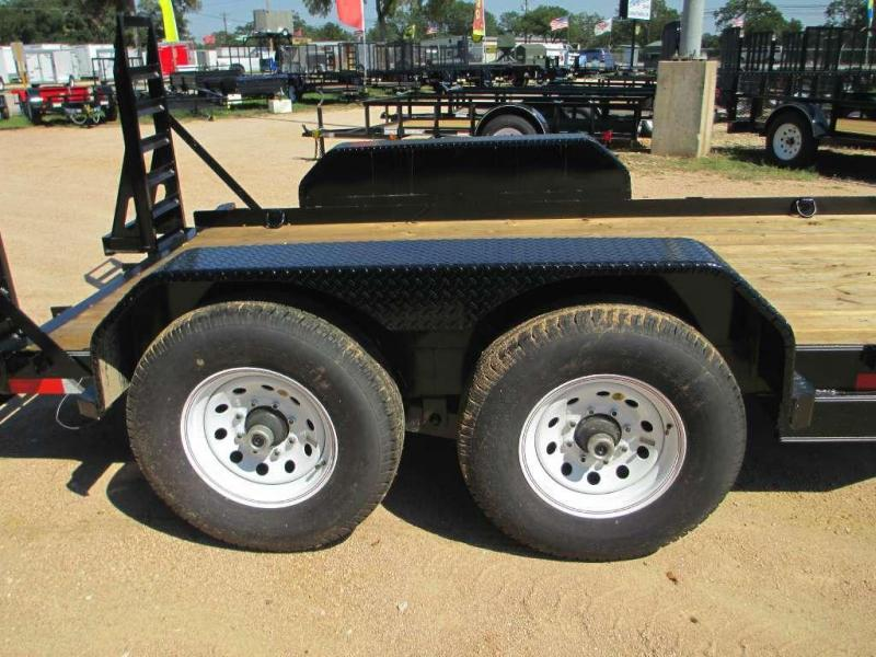 Top Hat Trailers 14SSBC14K Utility Trailer
