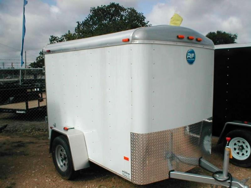 2017 Wells Cargo RF5X81-R Cargo / Enclosed Trailer
