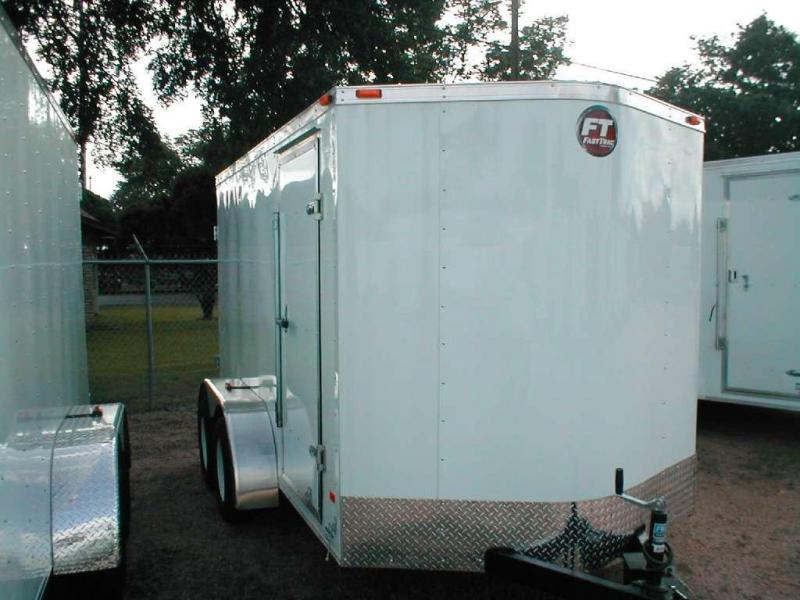 Wells Cargo FT6122 Cargo / Enclosed Trailer