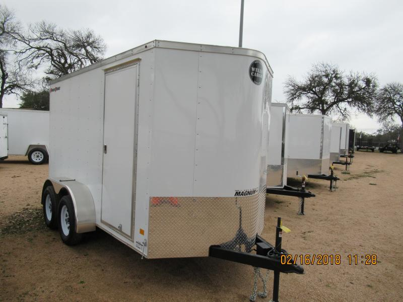 Wells Cargo FT6122 Cargo / Enclosed Trailer