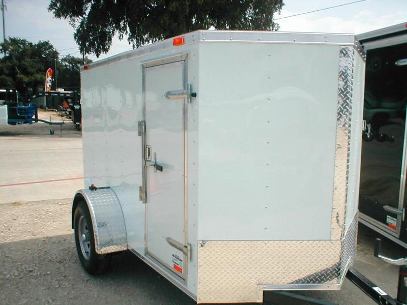 Continental Cargo VHW58SA-R Enclosed Trailer