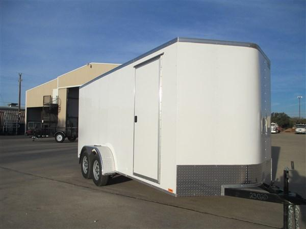 2018 Continental Cargo LVVH716TA2 Cargo / Enclosed Trailer