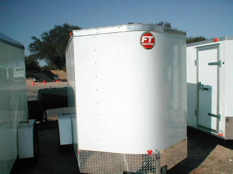 2017 Wells Cargo FT5101 Cargo / Enclosed Trailer