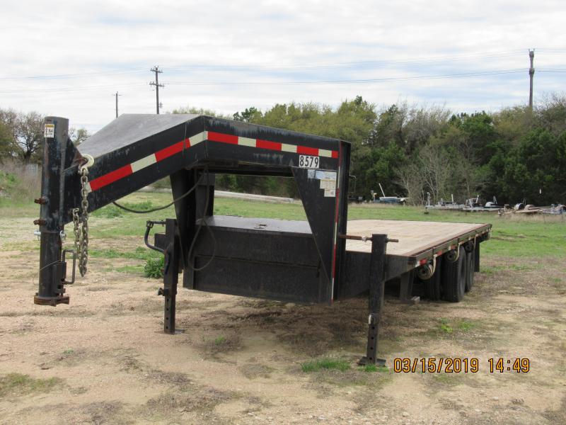 2007 Other 20x102 Flatbed Trailer
