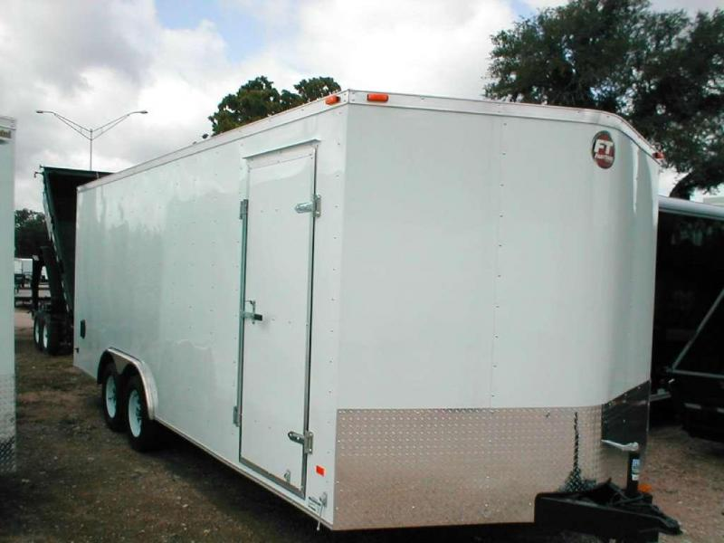 Wells Cargo FT85202-R Enclosed Trailer