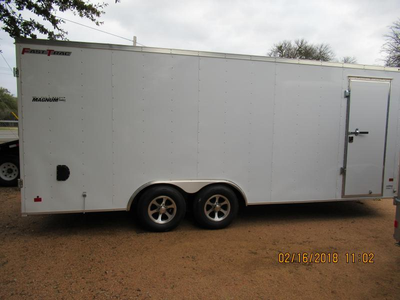 Wells Cargo FT85202 Enclosed Trailer