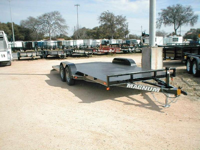 Magnum 18X84CHDT Car / Racing Trailer