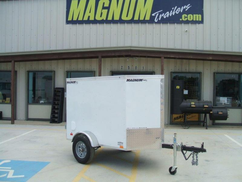 2016 Continental Cargo VHW46SA Enclosed Cargo Trailer