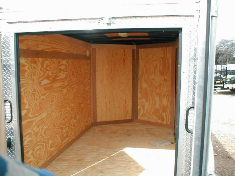 Continental Cargo VHW510SA Enclosed Trailer
