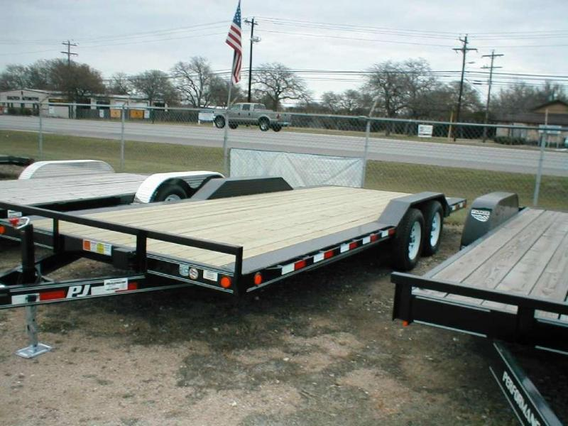2017 PJ Trailers B5202 Car Trailer