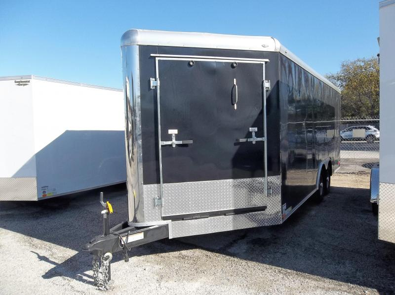 2016 Continental Trailers TW820TA3-R Enclosed Cargo Trailer