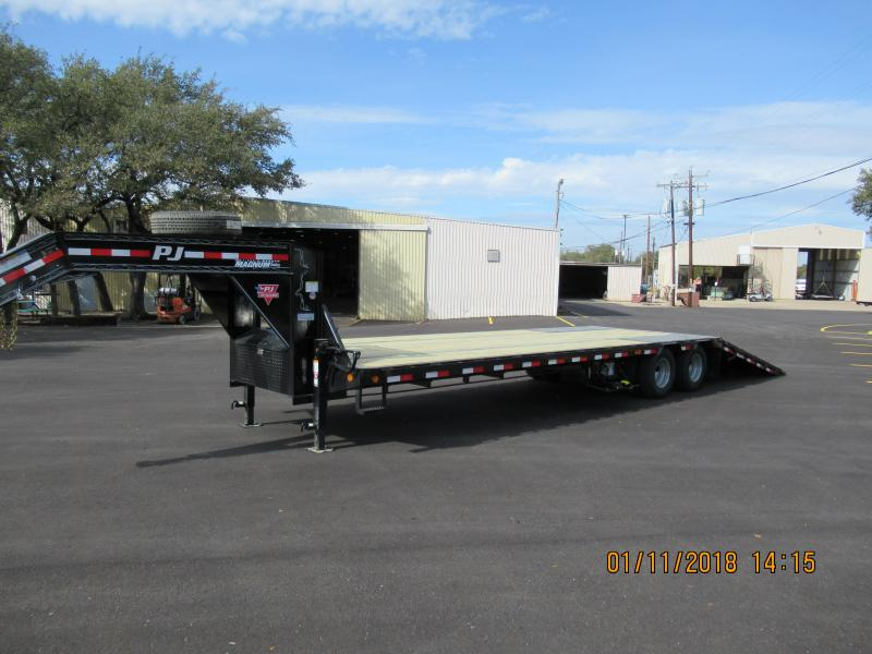 2018 PJ Trailers LY34 Equipment Trailer