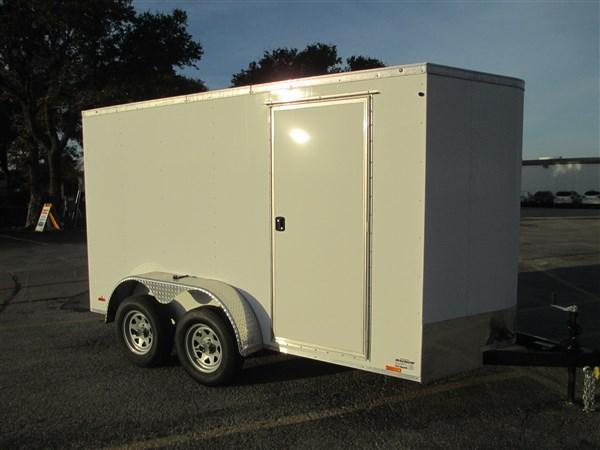 2018 Continental Cargo LVH714TA2 Cargo / Enclosed Trailer