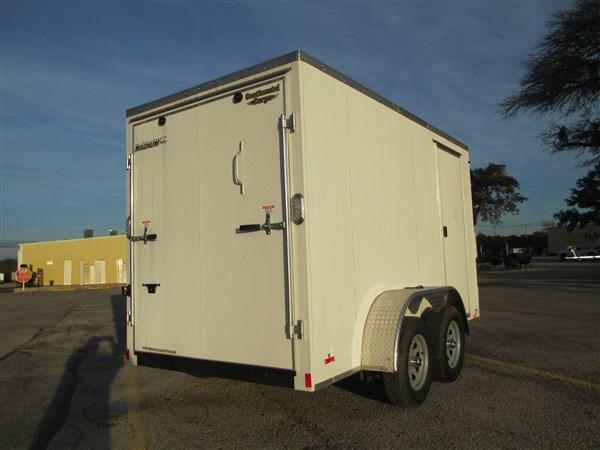 Continental Cargo LVH714TA2 Enclosed Trailer