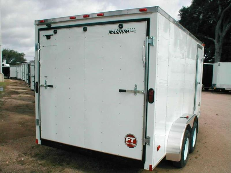 Wells Cargo FT7142-R Enclosed Trailer