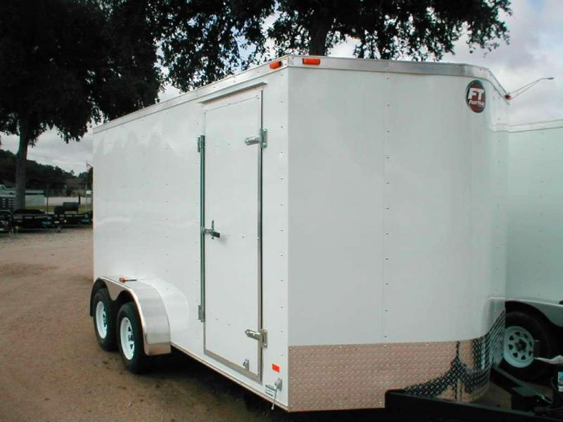 2017 Wells Cargo FT7142-R Cargo / Enclosed Trailer