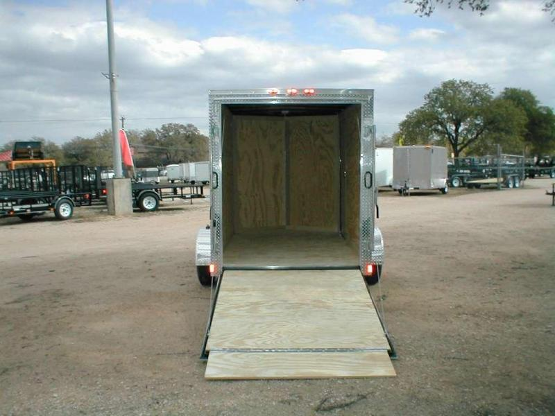 Continental Cargo VHW610SA-R Cargo / Enclosed Trailer