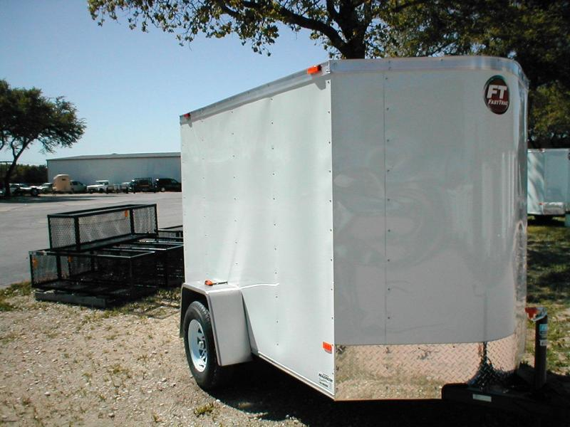 Wells Cargo FT581-R Enclosed Trailer