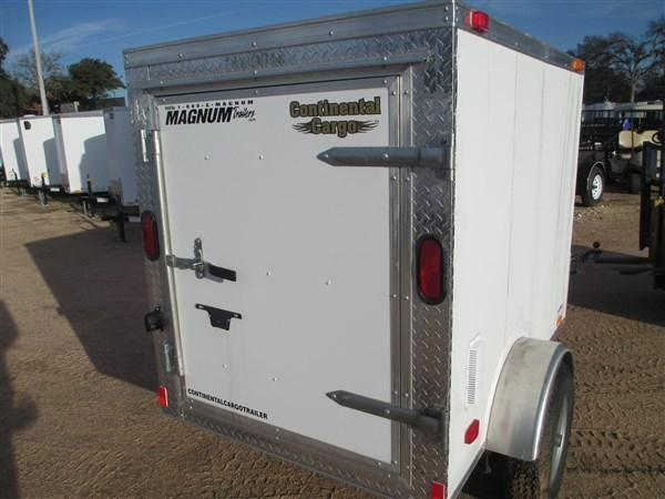 Continental Cargo VHW46SA Enclosed Trailer