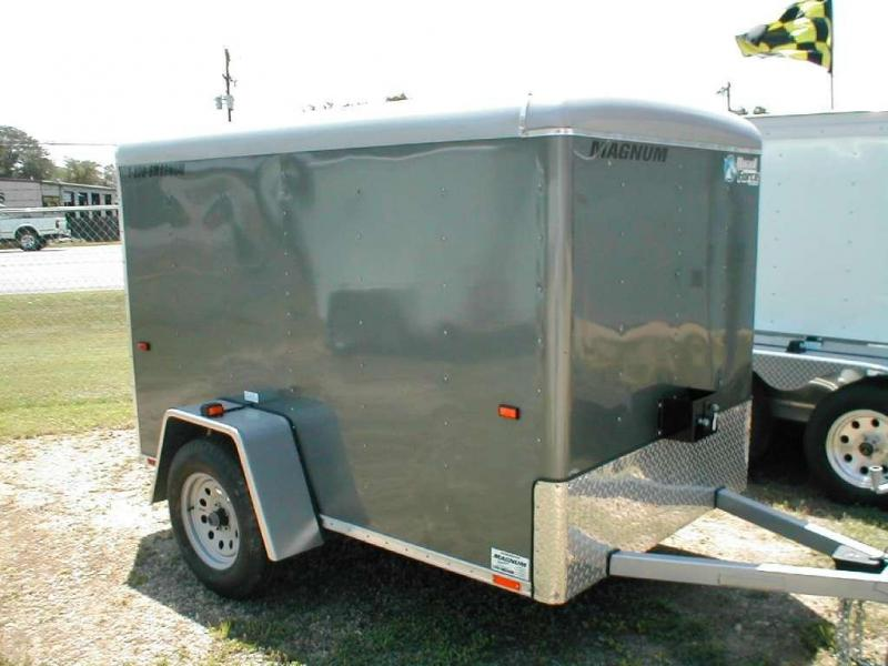 2017 Wells Cargo RF5X81 Cargo / Enclosed Trailer