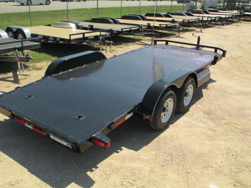 Top Hat Trailers 18HDASCH Car