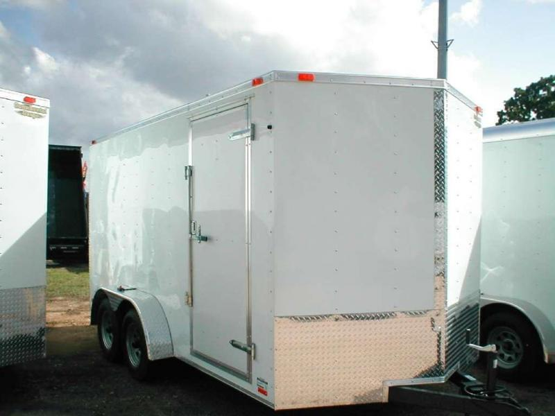 Continental Trailers VHW712TA2-R Cargo / Enclosed Trailer
