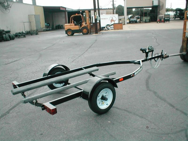 Magnum Single Water Craft Trailer