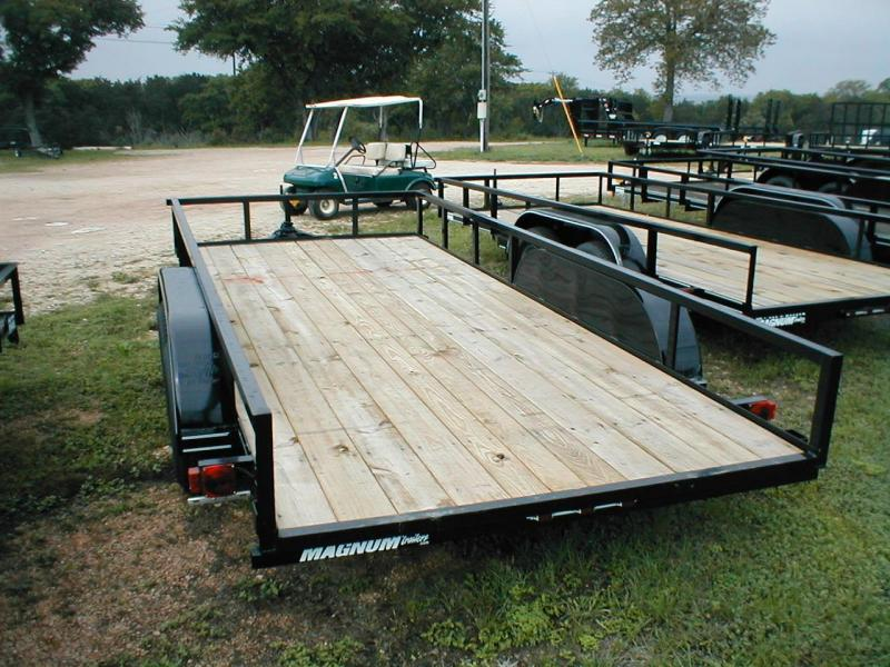 2017 Performance Trailers LD7714 Utility Trailer