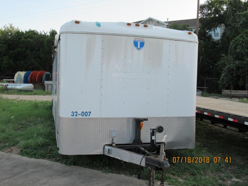 2011 Interstate 32 Enclosed Cargo Trailer