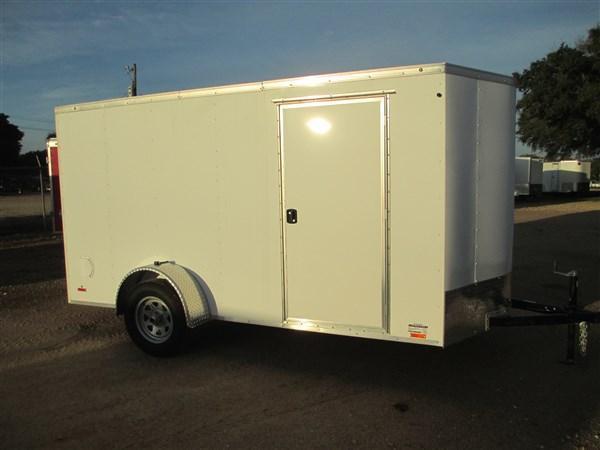 Continental Cargo LVVH612SA Cargo / Enclosed Trailer