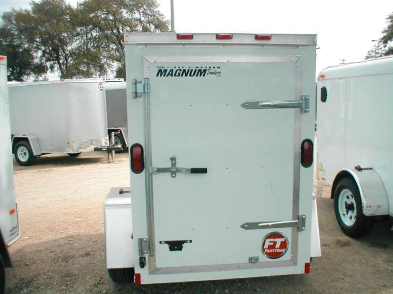 Wells Cargo FT461 Enclosed Trailer