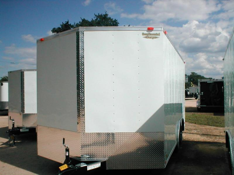 2018 Continental Cargo VHW8520TA2-R Cargo / Enclosed Trailer