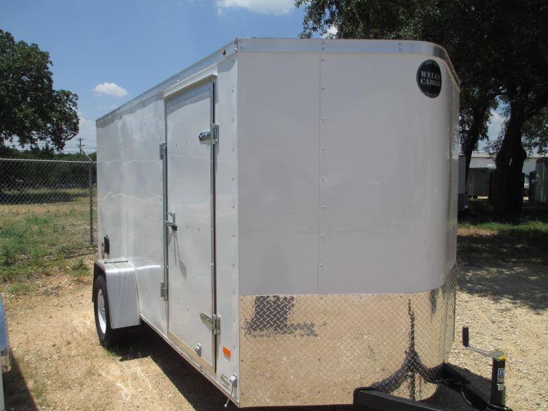 Wells Cargo FT6121 Enclosed Cargo Trailer