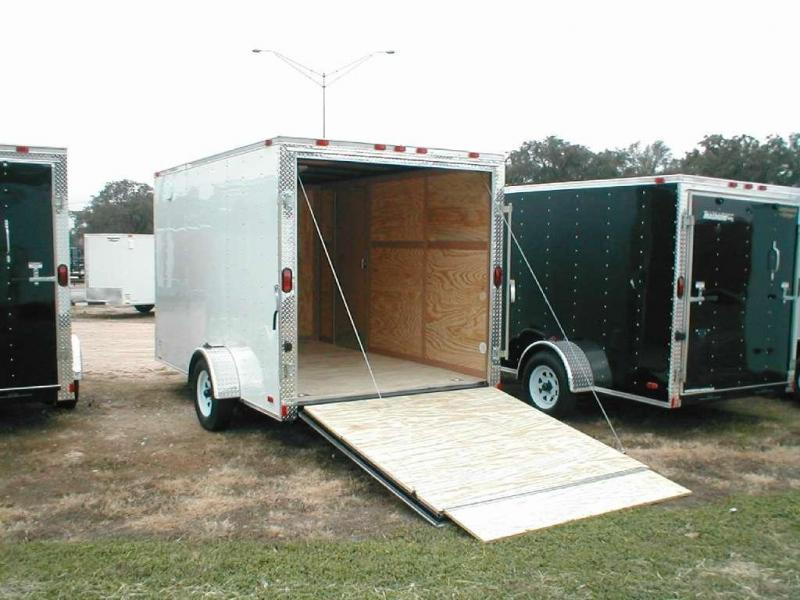 Continental Cargo VHW612SA-R Cargo / Enclosed Trailer