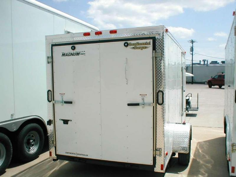 Continental Cargo VHW612SA-R Enclosed Trailer