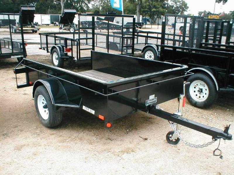 2017 Magnum 5X8SS Utility Trailer