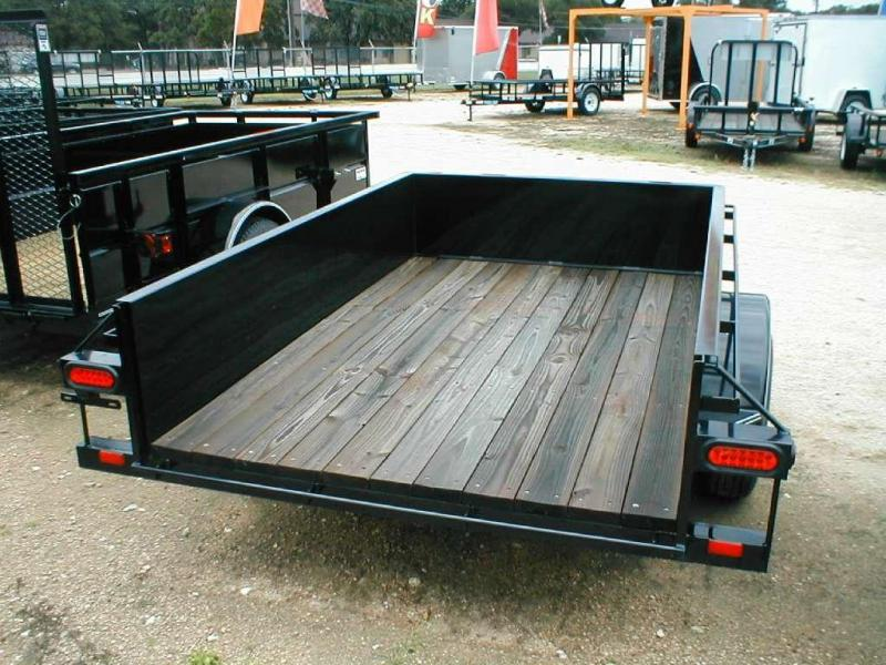 Magnum 5X8SS Utility Trailer