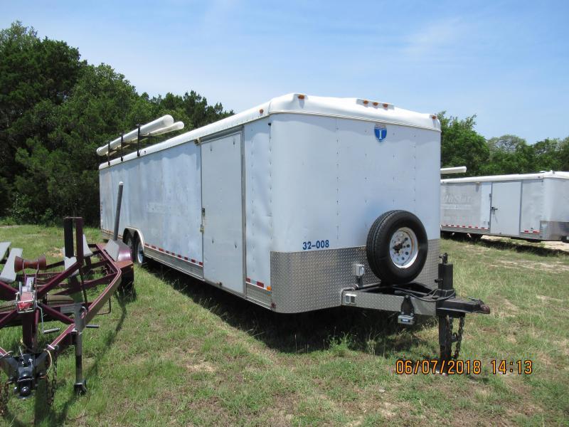 2011 Interstate 32' Enclosed Cargo Trailer
