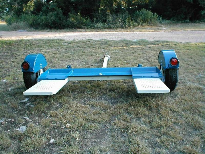 Stehl ST80D Tow Dolly