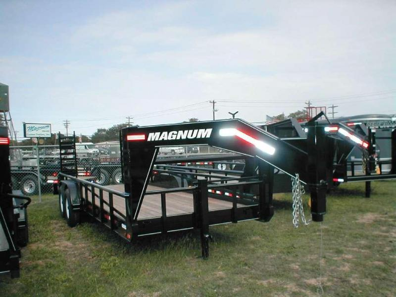 Magnum 18X83.5HDGN Equipment Trailers