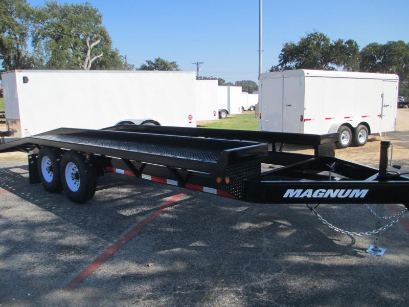 2015 Magnum 20x102 CH Car / Racing Trailer