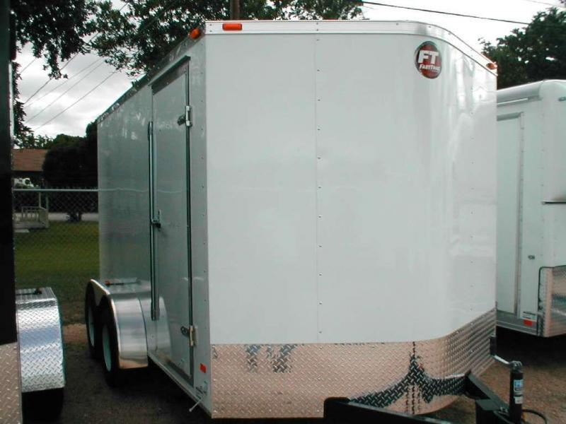 Wells Cargo FT7122-R Enclosed Trailer