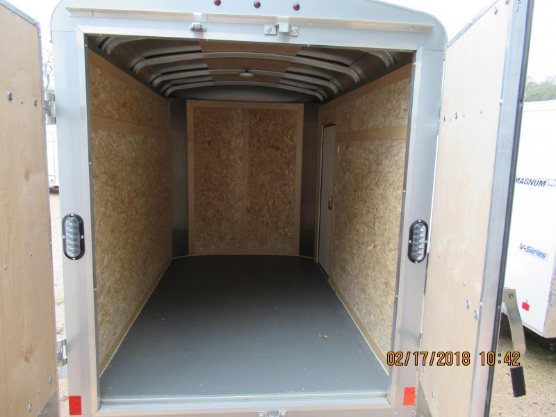 Wells Cargo RF5X81 Cargo / Enclosed Trailer