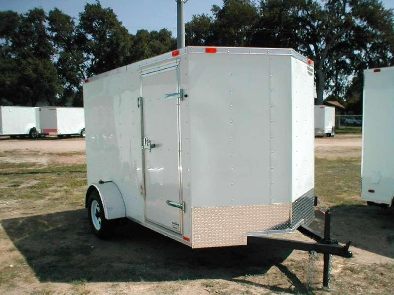 Continental Cargo VHW610SA Enclosed Trailer