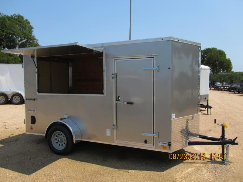 2019 Continental Cargo VHW612SA Vending / Concession Trailer