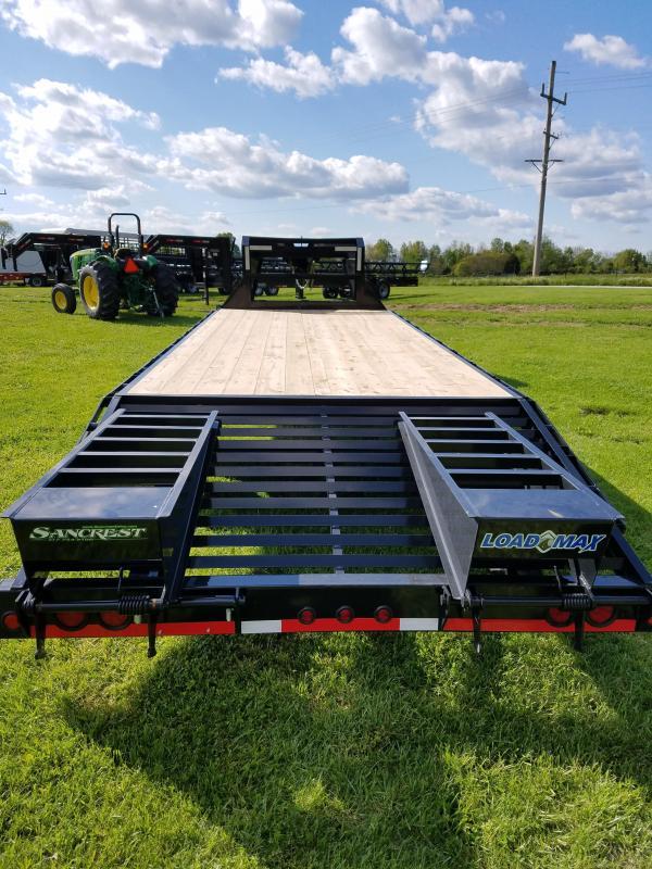2017 Load Trail GOOSENECK Equipment Trailer